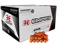 Ultra Evil Paintballs Case 2000 Rounds - Yellow Fill