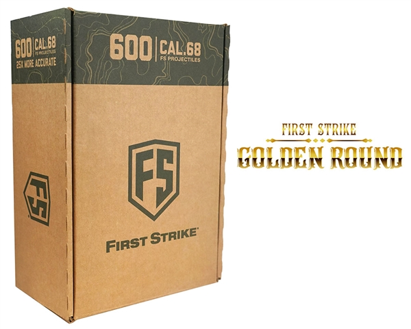 First Strike/Tiberius Arms FSR Paintballs - 600 Count - Smoke/Pink Shell w/ Pink Fill