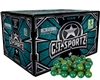 GI Sportz .68 Caliber Paintballs - 1 Star - Green Fill - 100 Rounds