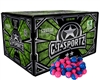 GI Sportz .68 Caliber Paintballs - 2 Star - Pink Fill - 100 Rounds