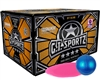 GI Sportz .68 Caliber Paintballs - 4 Star - Pink Fill - 1,000 Rounds