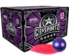GI Sportz .68 Caliber Paintballs - 5 Star - Pink Fill - 100 Rounds