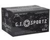GI Sportz 1 Star Paintball Case 500 Rounds - Yellow Fill