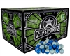 GI Sportz 2 Star Paintball Case 2,000 Rounds - Light Blue Fill