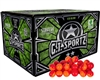 GI Sportz 2 Star Paintball Case 1000 Rounds - Orange Fill