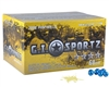 GI Sportz 4 Star Paintball Case 2000 Rounds - Yellow Fill