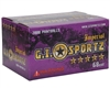GI Sportz 5 Star Paintball Case 2000 Rounds - Yellow Fill