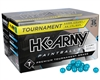 HK Army .68 Caliber Paintballs - Tournament - Neon Yellow Fill - 1000 Rounds