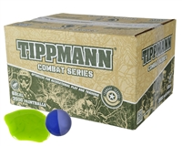 Tippmann .68 Caliber Paintballs - Combat - Green Fill - 500 Rounds