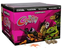 Valken Graffiti Paintball Case 100 Rounds - Orange Fill