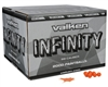 Valken Infinity Paintball Case 1000 Rounds - Orange Fill