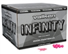 Valken Infinity Paintball Case 100 Rounds - Pink Fill