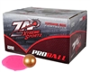 ZAP Xtreme .68 Caliber Paintballs - Proball - Pink Fill - 1,000 Rounds