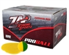 ZAP Xtreme .68 Caliber Paintballs - Proball - Yellow Fill - 500 Rounds