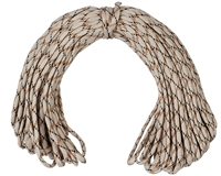 Warriror 7-Strand Paracord - 100 Foot - 3 Color Tan