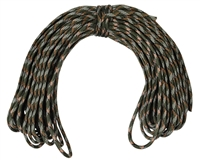 Warriror 7-Strand Paracord - 100 Foot - Asian Tiger
