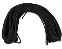 Warriror 7-Strand Paracord - 100 Foot - Black