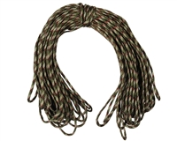 Warriror 7-Strand Paracord - 100 Foot - Tiger Stripe