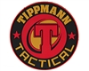 Tippmann Rubber Velcro Morale Patch - Black