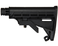Planet Eclipse 6 Point Collapsible Stock - EMEK MG100 - Black
