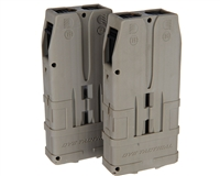 Planet Eclipse EMEK MG100 10 Round 2 Pack Magazine By Dye - Dark Earth
