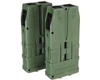 Planet Eclipse EMEK MG100 10 Round 2 Pack Magazine By Dye - Olive