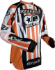 Planet Eclipse Ref Paintball Jersey - Orange/White