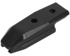 Planet Eclipse 2-Hole Oops Rail - Dust Black
