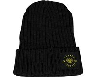 Planet Eclipse Beanie - Worker - Black