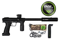 Planet Eclipse EMEK 100 Apex Pro (PAL ENABLED) Paintball Marker - Black