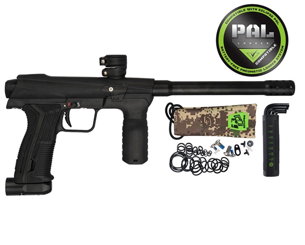 Planet Eclipse EMEK 100 (PAL ENABLED) Paintball Marker - Black