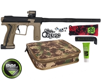 Planet Eclipse Etha 2 (PAL Enabled) Paintball Marker - Black/Earth