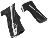 Planet Eclipse Geo CS1/CS1.5 Grip Kit - Black/White