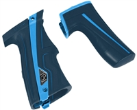 Planet Eclipse Geo CS1/CS1.5 Grip Kit - Dark/Light Blue