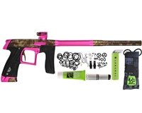 Planet Eclipse Geo CS1 Paintball Gun - HDE with Pink Accents