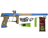 Planet Eclipse Gtek 160R Marker - Blue/Tan