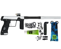 Planet Eclipse Gtek 170R Marker - Silver/Black