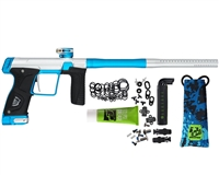 Planet Eclipse Gtek 170R Marker - Silver/Blue
