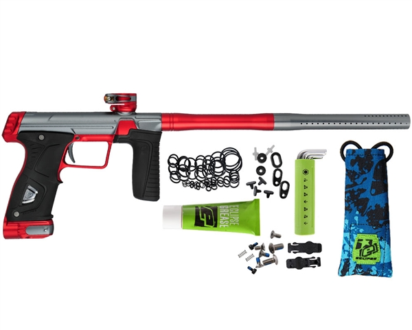 Planet Eclipse Gtek M170R Marker - Grey/Red