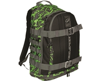 Planet Eclipse GX2 Backpack - Gravel - Fighter Green