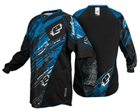 Planet Eclipse Rain Padded Jersey - Ice