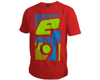 Planet Eclipse T-Shirt - 91 - Red