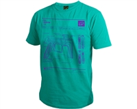 Planet Eclipse T-Shirt - CS1 - Teal
