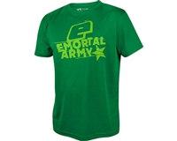 Planet Eclipse T-Shirt - Emortal Army - Green