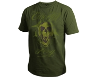 Planet Eclipse T-Shirt - Emortal - Olive