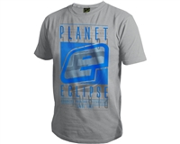 Planet Eclipse T-Shirt - Fade - Light Marl