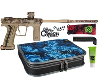 Planet Eclipse .50 Caliber Etha 2 Paintball Gun - HDE Earth