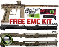 Planet Eclipse .50 Cal Etha 2 Paintball Marker with Free EMC Kit - HDE Earth