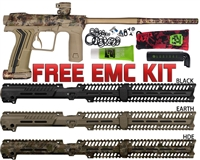 Planet Eclipse .68 Cal Etha 2 Paintball Marker with Free EMC Kit - HDE Earth
