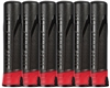 (6-Pack) HK Army Push Button 165 Round Pods - Ninja/Red/Black